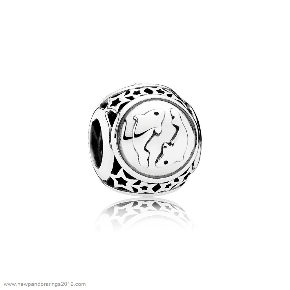 Pandora Store Website Pandora Birthday Charms Pisces Star Sign Charm
