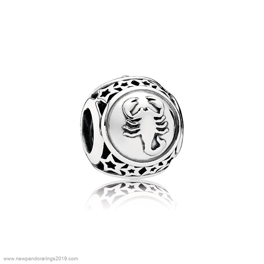Pandora Store Website Pandora Birthday Charms Scorpio Star Sign Charm