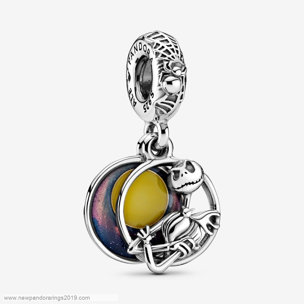 Pandora Store Website Disney'S Nightmare Before Christmas Double Dangle Charm