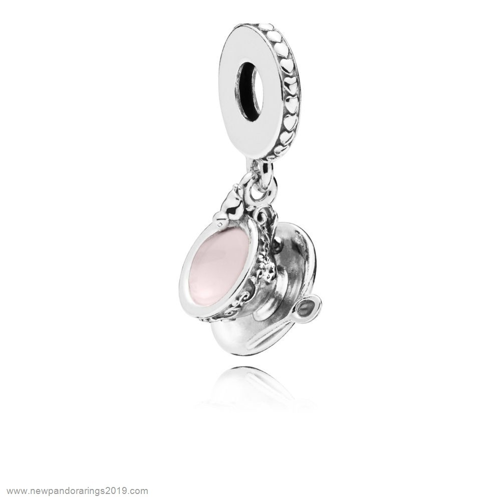 Pandora Store Website Enchanted Tea Cup Hanging Charm