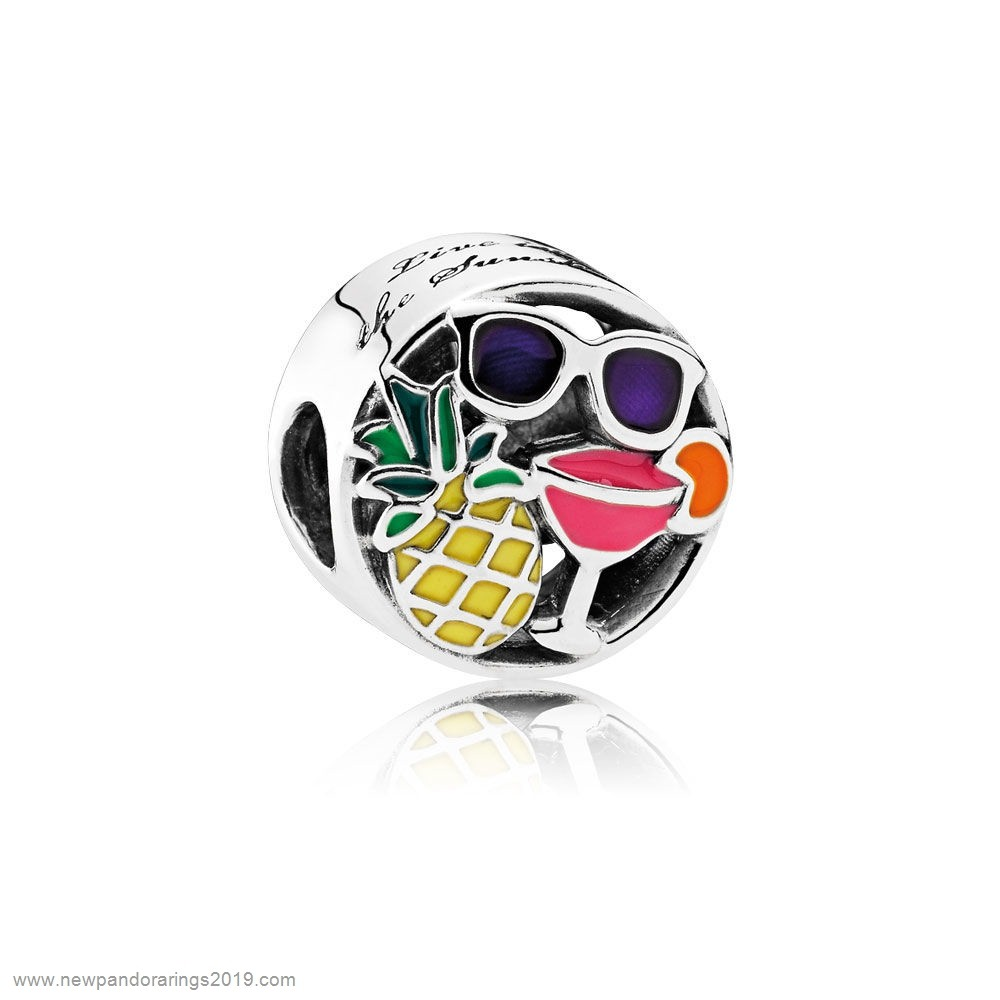 Pandora Store Website Pandora Vacation Travel Charms Summer Fun Charm Mixed Enamel